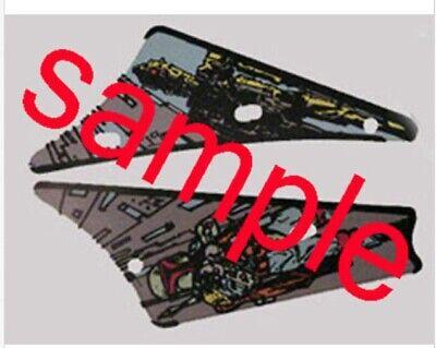 Data East Star Wars Pinball Machine Death Star Plastics. Free shipping