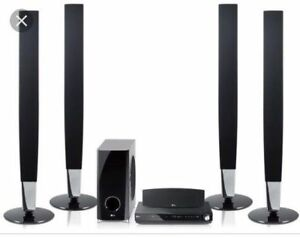 LG 5.1ch Blu-Ray Home Theater System
