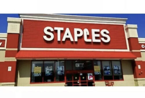 STAPLES 10 Off 50 Coupon Exp 1/9/21 Online. Fast Shipping - $2.95