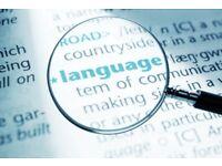 Interpreter Spanish/English