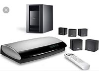 bose lifestyle 18 home theatre dvd system
