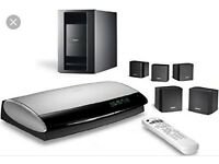 bose lifestyle 18 home theatre system