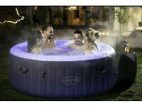 🌴Lay Z Spa Bali Airjet™ 2021 Model (2-4 Person) LED Hot Tub Spa