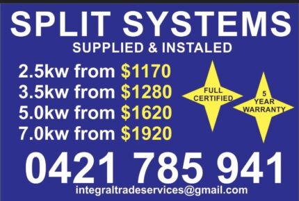 Integral Plumbing & Air Conditioning