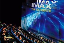 $15 Ticket for Any Movie at IMAX Sydney, Darling Harbour!!! Sydney City Inner Sydney Preview