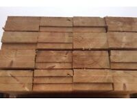 ^Not Pressure Treated^ Wooden Scaffold Style Boards