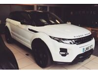 Range Rover Evoque Dynamic Luxx with Black Pack