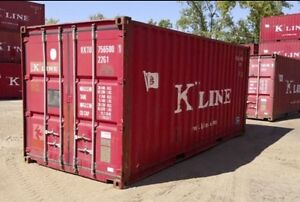 New or Used Storage Containers for sale