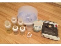Philips Avent Bottles Essential set