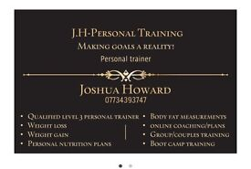 JH-Personal training