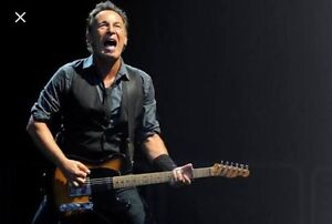 Wanting to swap Bruce Springsteen tickets Boondall Brisbane North East Preview