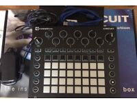 Novation Circuit Groovebox/Music Sequencer - Like New