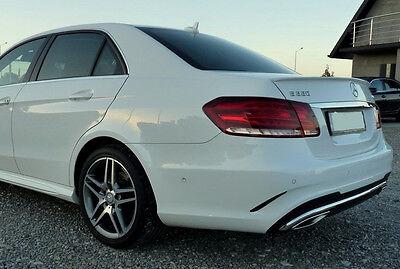 Mercedes E-Klasse W212 Heckspoiler Heckflügel Spoiler tuning-rs.eu
