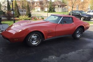 1974 Chevrolet Corvette (Stingray)