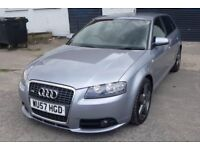 WANTED - Audi A3 low miles and long MOT £3,500 to spend