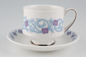 NEW Paragon fine bone china, unused, perfect - 20 pieces pattern Monaco