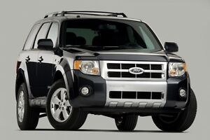 Wanted: 2009 or newer Ford Escape