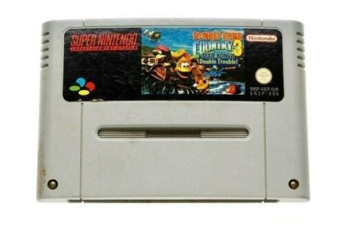 Donkey Kong Country 3 [Super Nintendo]