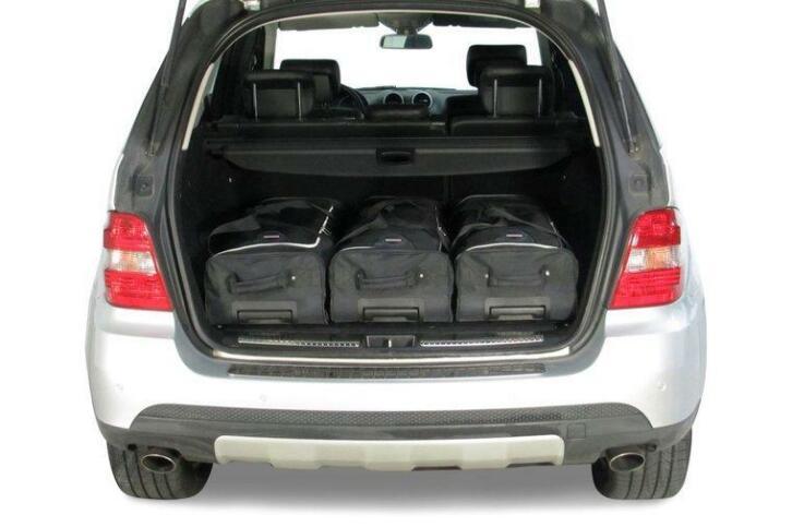 Tassenset Carbags voor Mercedes-Benz ML (W164) 2005-2011