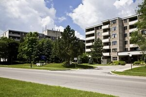 1 & 2 bedroom apartments - walk to parks and schools!