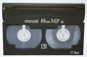 VHS, 8mm, Reel to Reel & Cassette tapes converted