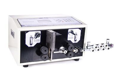 New Computer Thick Wire Peeling Stripping Cutting Machine 0.2-8mm2 Swt508-e