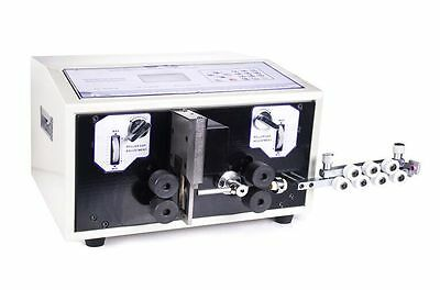 Swt508-e Computer Thick Cable Wire Peeling Stripping Cutting Machine New
