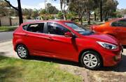 2014 Hyundai Active Accent RB2 H/B 4CYL 1.6L Salisbury North Salisbury Area Preview