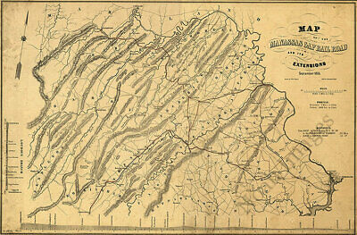 1862 VA MAP RUSSELL SCOTT GRAYSON SUSSEX ESSEX COUNTY Virginia History ITS HUGE