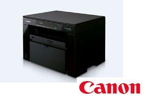 new imprimante scanner Canon Laser Multifunction Printer Black