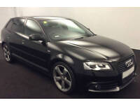 Audi A3 Black Edition FROM £36 PER WEEK!