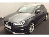 Audi A1 S Line FROM £62 PER WEEK!