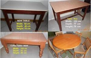 TABLE - Craftwork or Side table - NEW Gulfview Heights Salisbury Area Preview