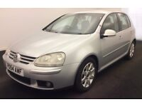 VW Golf 2.0 GT TDI 5 Door Gorgeous Car Full Service History 1 Previous Owner HPI Clear Immaculate