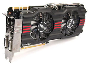 SLI Asus nVidia GeForce GTX 770 4GB