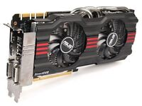 Asus Nvidia GTX 770 2gb GDDR5