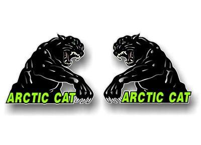 ZR Arctic Cat Sno PRO Thundercat HUGE trailer graphics decals XF Wildcat