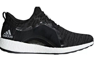 Adidas Pure Boost X Womens Running Shoes Carbon grey Size 9.5