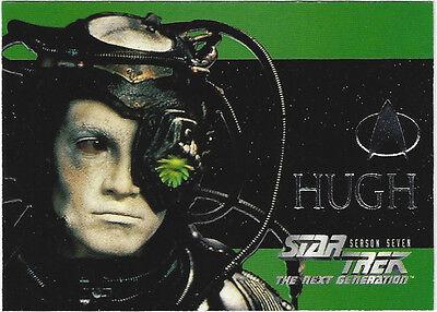 TC Star Trek TNG Season 7 S42 Hugh Borg