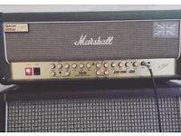 Marshall TSL60 and matching 1960A cab