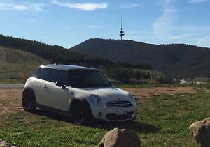 2013 Mini Cooper Hatch Greenway Tuggeranong Preview