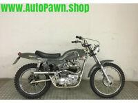 1968 Triumph Metisse 650cc