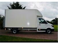 Man with van house removal office commercial moving Ikea eBay pick up local urgent cheap man and van