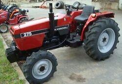 Case IH Tractors 265 235 245 255 275 235H Shop Workshop Service Repair Manual CD
