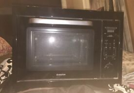 Ariston oven/grill/microwave