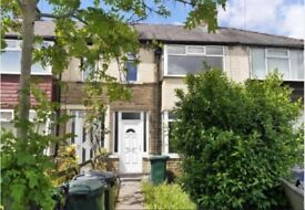 3 bed terraced house for £500