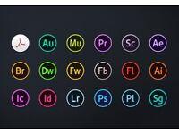 Adobe Master Collection Full Version (PC/MAC)