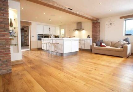 A-man flooring installation services