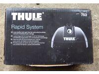 Thule Rook Rack Feet - Rapid System 753