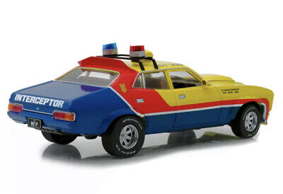 GREENLIGHT COLLECTIBLES 1:18 FORD XB FALCON V8 POLICE INTERCEPTOR MADMAX